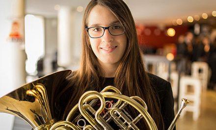 Mireia Járrega es seleccionada para tocar con los mejores del mundo