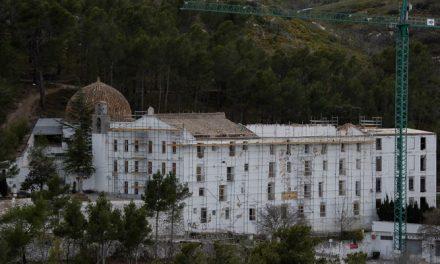 Diputación apoya la recuperación de la Cueva Santa con 160.000€