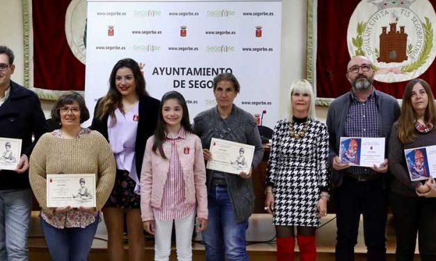 Entrega de premios de los concursos del Día de la mujer