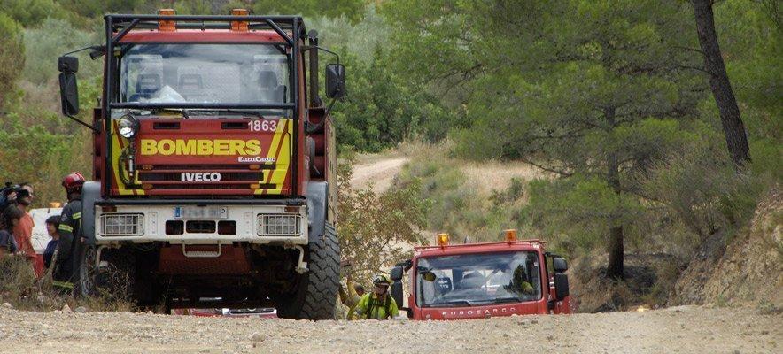 Diputación refuerza la prevención de incendios en el Palancia