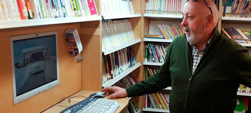 Diputación mejora el servicio del Bibliobús
