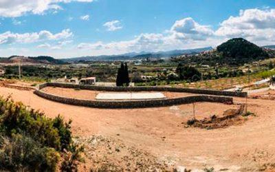 Segorbe invierte 160.000 € en hacer un área de recreo en Cárrica