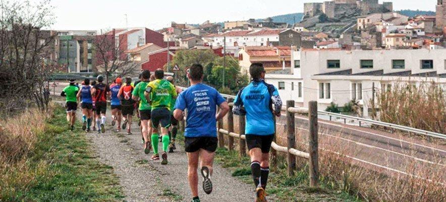 El Maratón de Ojos Negros  unifica el kilometraje de las tres distancias