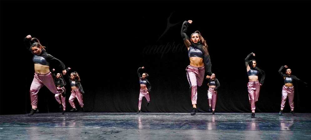La Escuela de Danza Inma Muñoz consigue 70 premios en Anaprode