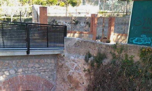 Concluye con retraso el arreglo del puente de La Jarea de Altura