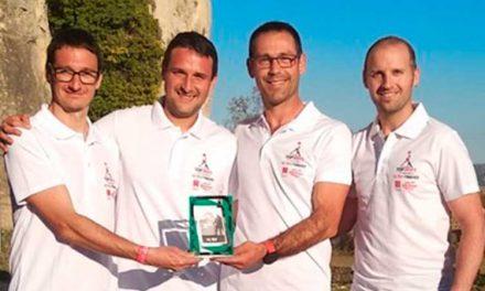 Un cuarteto de atletas segorbinos triunfan en una triple prueba en Castellón