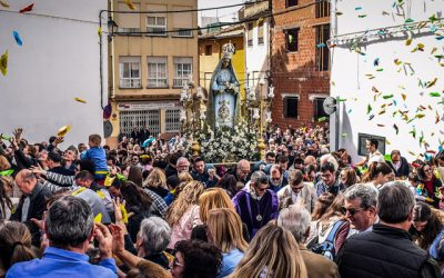 Segorbe celebra la Procesión de Las Aleluyas