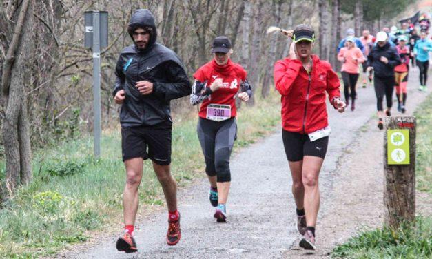Alocén se proclama campeón de la Maratón Vía Verde Ojos Negros
