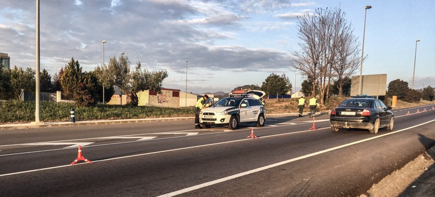 La Guardia Civil advierte del» timo de la multa del radar»