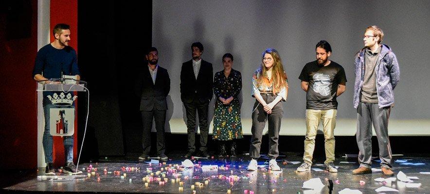 Charlotte Mccrae gana el concurso comarcal de cortos de Segorbe