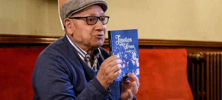 Luis Gispert publica su segunda novela dedicada a su padre