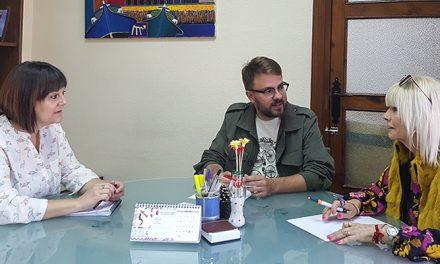 El secretario de inclusión mantiene una reunión de trabajo en Segorbe