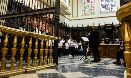 El Coro de Niños cerró ayer la Semana de Actividades Musicales