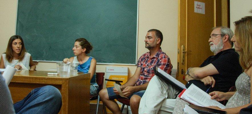Navajas presenta a las locales los mismos candidatos que en 2015