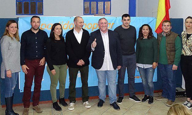 Vicente Rodríguez  lidera la candidatura del PP de Altura