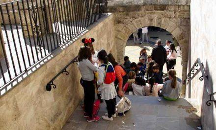 El colegio Pintor Camarón consigue un premio de la ONCE