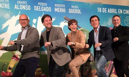 La película «Bikes» de Ximo Pérez llega a las pantallas el Jueves Santo