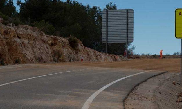 Diputación renovará el tramo de la CV-2015 entre Caudiel y Ayódar