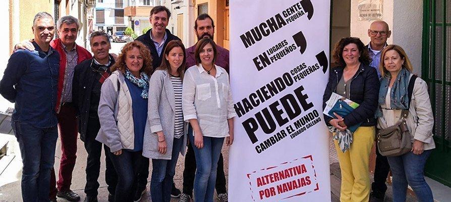 Alternativa por Navajas presenta su candidatura
