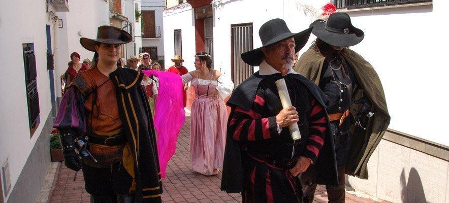 Sot de Ferrer celebra hoy la X Conmemoración de la Carta Puebla