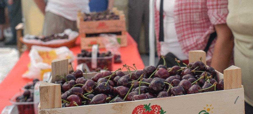 Caudiel abre el plazo de presentación de puestos para la Feria de la Cereza