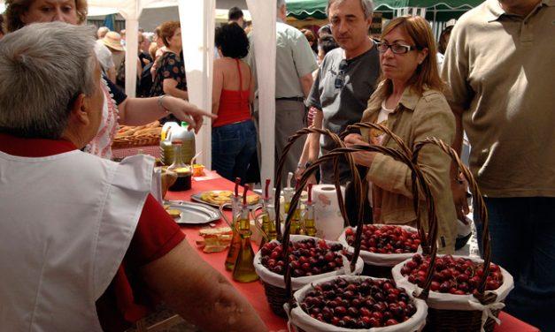 Caudiel celebrará la Feria de la Cereza