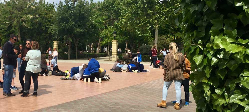«Intercentros» plantea a los escolares de Segorbe un original reto