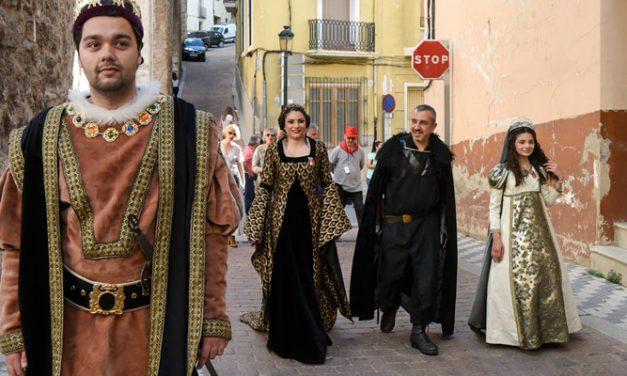Segorbe celebra un fin de semana medieval con María de Luna