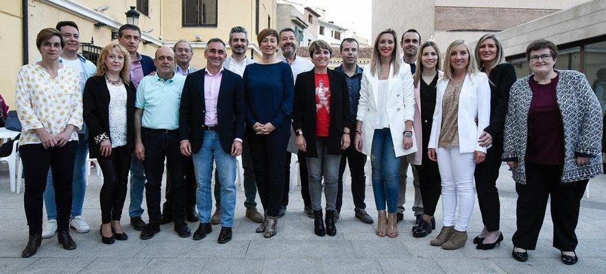 PP Segorbe presenta una candidatura de equipo y trabajo