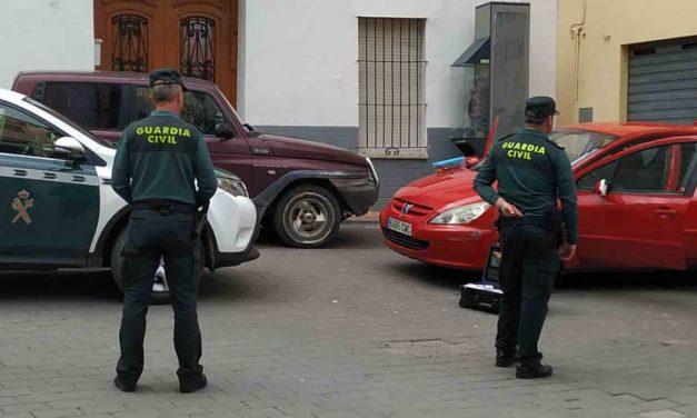 Detenido uno de los tres atracadores a una sucursal de Soneja