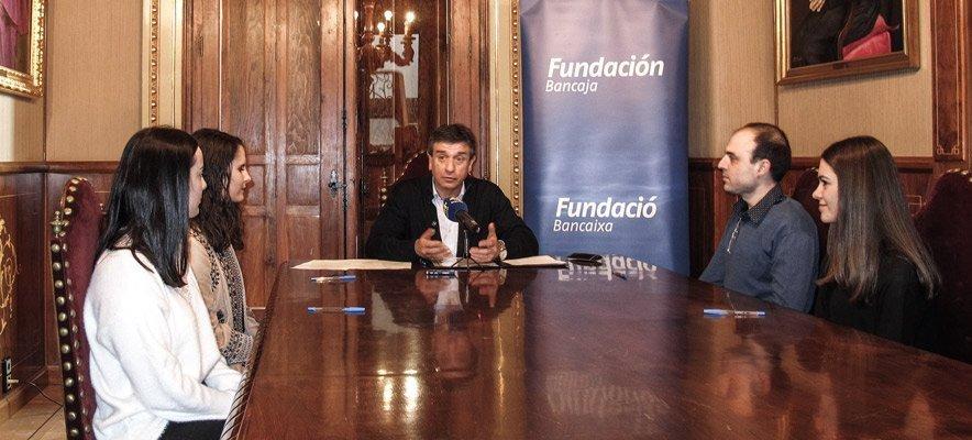 Fundación Bancaja reparte 9.000€  en Becas y Ayudas