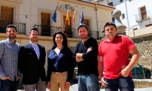 PSPV-PSOE de Benafer presenta sus candidatos