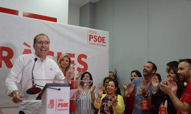 El PSPV-PSOE quiere gobernar con Compromís la Diputación de Castellón