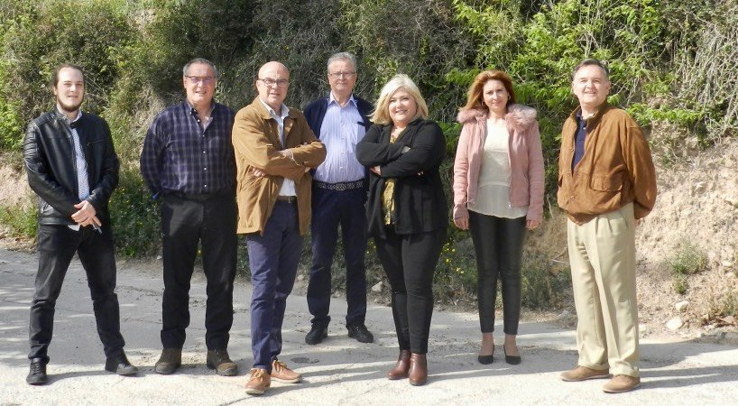 PSPV-PSOE Castellnovo presenta su candidatura a las locales