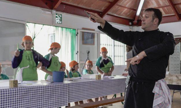 Kike Peris lanza el campamento extraescolar «Le petit Chef»