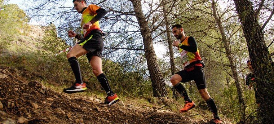 El II Trail de Teresa comprende dos distancias de competición