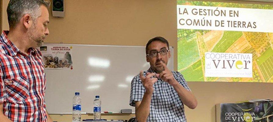 La Cooperativa de Viver quiere crear un banco de gestión de tierras