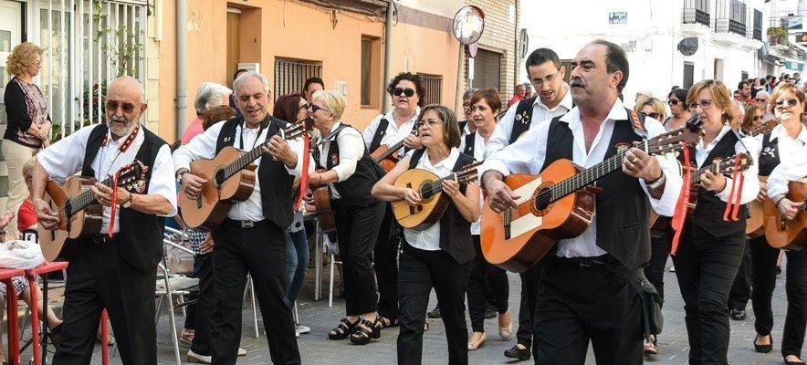 La Rondalla de Soneja organiza un concierto benéfico en Segorbe