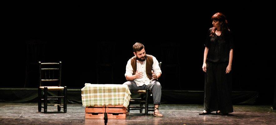 La Escuela de Teatro de Segorbe llenó el aforo del Teatro Serrano