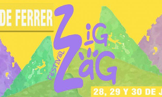 Los Ziggers empiezan mañana las actividades del Festival Zig-Zag