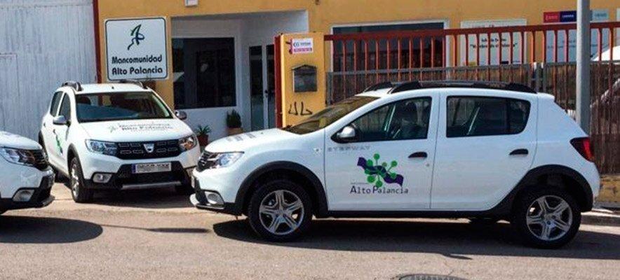 La Mancomunidad compra 3 coches para S.S. en Autoespadan