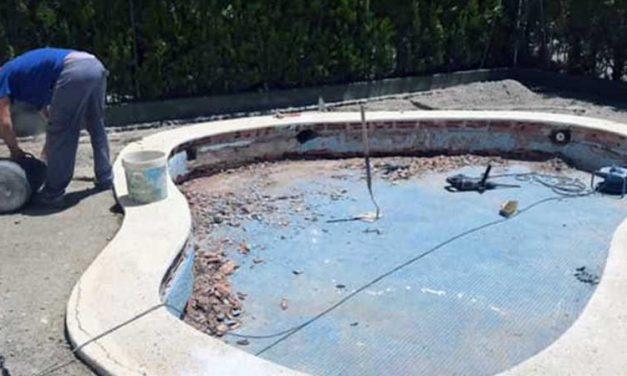 Torás estrena este verano nueva piscina infantil