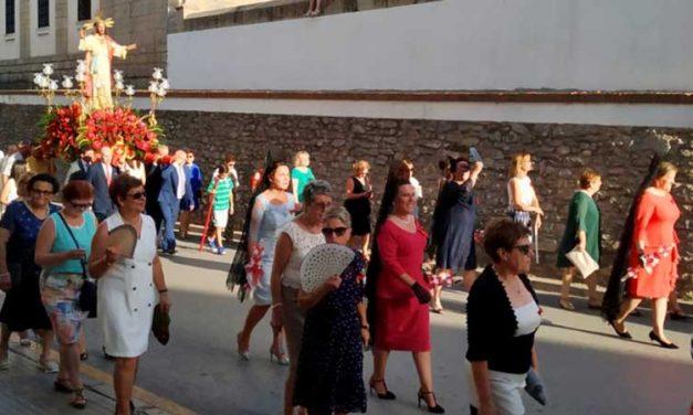Jérica celebra las fiestas en honor al Corazón de Jesús