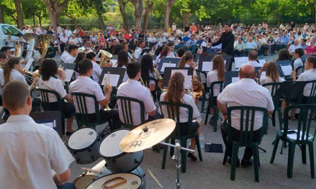 Jérica celebró el «Domingo de las Fuentes»