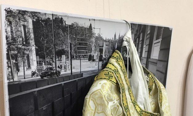 Las fotos de una exposición de la AFS resultan dañadas