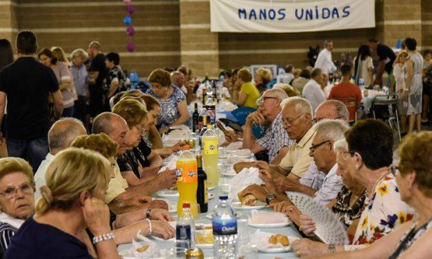 La Cena contra el Hambre reunió a medio millar de personas