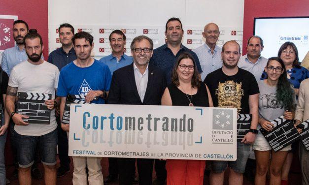 Caudiel  único municipio de la comarca presente en Cortometrando