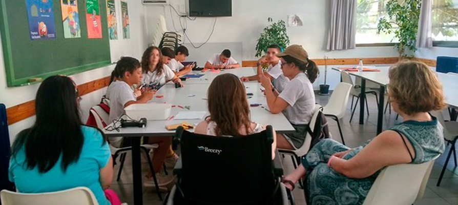 El Centro Ocupacional celebró una intensa semana de actividades