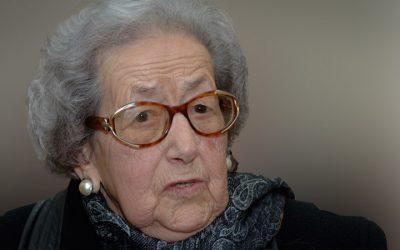 Teresa Velázquez cumple 110 años con lucidez