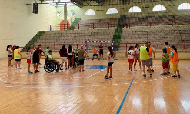 El Polideportivo de Segorbe escenario de integración